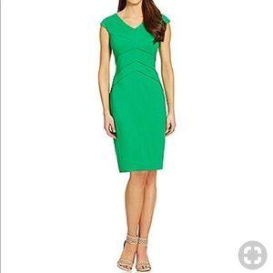 Antonio Melani Gabriella Ponte Kelly Green Dress